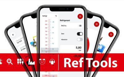 Danfoss 's Ref Tools app